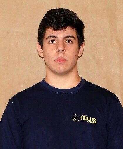 Felipe Maziero Zechel aprovado no curso de Engenharia Elétrica no IFSP – Piracicaba