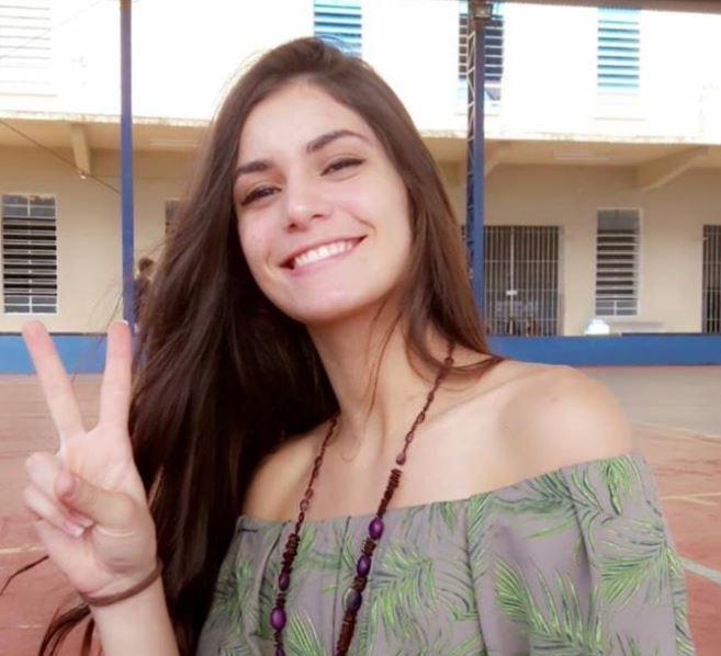Ana Júlia Sanches aprovada no curso de Engenharia Florestal na USP – Piracicaba