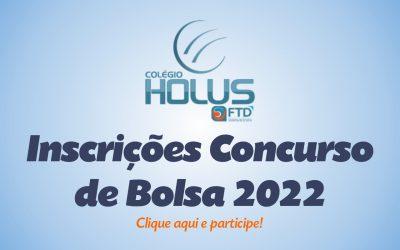 Concurso de Bolsa 2022 – ( Encerrado )